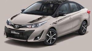 Toyota Yaris New Decals: टोयोटा यारिस के नए डेकल बनाएंगे कार को शानदार, देखें कैसी दिखती है कार