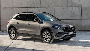 Mercedes Benz EQA Electric SUV के दो नए वैरिएंट्स को किया गया पेश, जानें क्या हैं फीचर्स