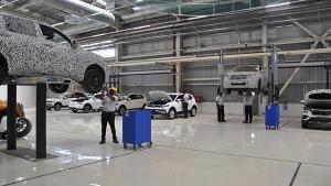 Volkswagen Taigun को लो व टॉप वैरिएंट की तस्वीरें जारी, देखें कैसा होगा प्रोडक्शन अवतार