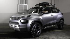 Tata HBX Production Ready Test-Mule Spied: टाटा एचबीएक्स का प्रोडक्शन रेडी मॉडल टेस्ट करते आया नजर