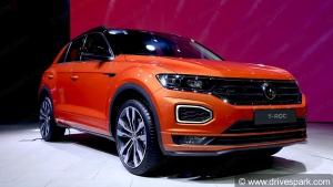 2021 Volkswagen T-Roc डीलरशिप पर पहुंचना हुई शुरू, जल्द शुरू होगी डिलीवरी