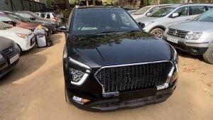 सिर्फ 2.40 लाख रुपये में Hyundai Creta E बेस ट्रिम बन गया टॉप SX (O) ट्रिम, देखें वीडियो