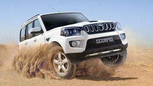नई Mahindra Scorpio राजस्थान के रेगिस्तान में टेस्टिंग करते आई नजर, देखें