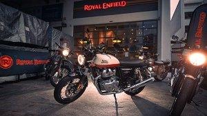 Royal Enfield ने सिंगापुर में खोला नया रिटेल स्टोर, वैश्विक बाजार में बढ़ा रही उपस्थिति