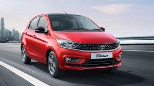Tata Tiago CNG Spied: टाटा टियागो सीएनजी मॉडल बिना ढके टेस्ट करते आई नजर, जानें