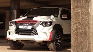 ऐसी मॉडिफाइड Toyota Fortuner आपने कभी नहीं देखी होगी, तस्वीरें देख हो जाएंगे दीवाने
