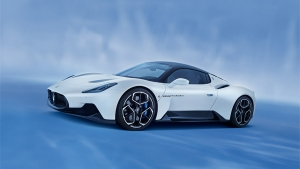 Maserati MC20 Sports Car की बुकिंग भारत में हुई शुरू, फरवरी 2022 से शुरू होगी डिलीवरी