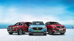 मई में MG Motor ने सामुदायिक सेवा पर दिया ध्यान, सिर्फ 1016 यूनिट वाहन की हुई बिक्री