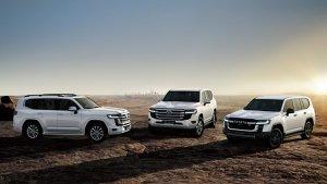 नई-जनरेशन Toyota Land Cruiser 300 का हुआ खुलासा, अंतरराष्ट्रीय बाजार में जल्द होगी लॉन्च