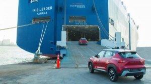 नई Nissan Magnite का भारत से निर्यात हुआ शुरू, जानें किन देशों में भेजी जा रही है यह SUV