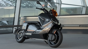 बीएमडब्ल्यू की इलेक्ट्रिक स्कूटर में दिया गया है 10.25-इंच का डिस्प्ले, फुल चार्ज पर चलेगी 130 किमी