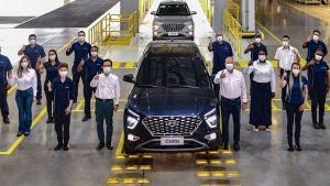 न्यू जनरेशन Hyundai Creta का उत्पादन ब्राजिल में हुआ शुरू, क्या भारत में होगी लाॅन्च? जानें सबकुछ