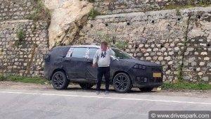 Jeep 7-Seater SUV टेस्टिंग के दौरान आई नजर, जानें कैसा होगा डिजाईन