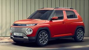 आ रही है Hyundai Casper माइक्रो एसयूवी, Tata Punch को देगी टक्कर