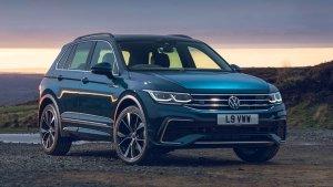 नई Volkswagen Tiguan फेसलिफ्ट SUV को नवंबर माह में किया जा सकता है लॉन्च, जानें क्या होंगे बदलाव