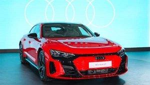 Audi e-Tron GT और RS e-Tron GT इलेक्ट्रिक सेडान भारतीय बाजार में हुईं लॉन्च, जानें कीमत और फीचर्स