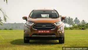 Ford के चेन्नई प्लांट में शुरू हुआ EcoSport का उत्पादन, 30,000 कारों का होगा निर्यात
