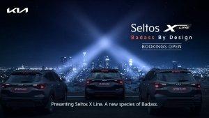Kia Seltos X-Line का पहला टेलीविजन कमर्शियल हुआ जारी, कंपनी ने दिखाया बेहतरीन एक्सटीरियर