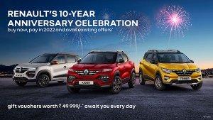 Renault India अपनी कारों पर दे रही है 2.25 लाख रुपये तक के फायदे, जानें Kiger पर होगा कितना फायदा