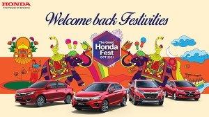 अगर इस त्योहारी सीजन में खरीदने वाले हैं Honda की कार, तो आपको होगा 53,000 रुपये तक का फायदा