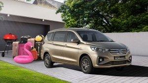 Maruti Ertiga पर आधारित Toyota Rumion MPV का हुआ खुलासा, भारत में हो सकती है लॉन्च