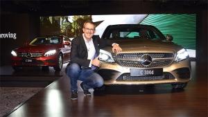 2018 मर्सिडीज-बेंज C-क्लास फेसलिफ्ट भारत में लॉन्च