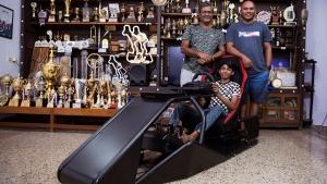 आईएन रेसिंग : भारत का पहला रेसिंग सिम्युलेटर, जानिये खासियत