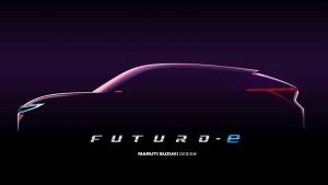 मारुति सुजुकी ला रही है फ्यूचरो-ई कांसेप्ट कार