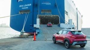 नई Nissan Magnite का भारत से निर्यात हुआ शुरू, जानें