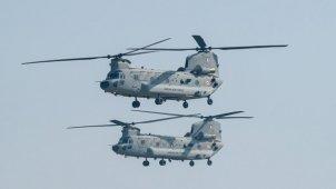 Boeing Completes Helicopter Deliveries: बोईंग ने एयर फोर्स को डिलीवर की नई अपाचे व चिनूक हेलीकॉप्टर