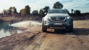 Mercedes-Benz EQC: मर्सिडीज-बेंज ईक्यूसी है दमदार ऑफरोडर, देखें नया वीडियो ऐड