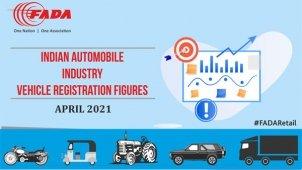 Vehicle Registration April 2021: सभी सेगमेंट में दर्ज की गयी गिरावट, जानें आंकड़ें