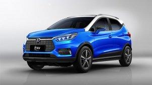 चीन की कार कंपनी ने बनाई Ford EcoSport की नकल, लेकिन यह है एक Electric SUV