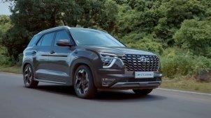 Hyundai Alcazar का नया वीडियो हुआ जारी, जानें इस 7-सीटर एसयूवी में क्या है ख़ास