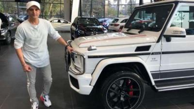 जिम्मी शेरगिल ने खरीदी 2.18 करोड़ की मर्सिडीज-AMG G63