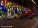 बेंगलुरु शहर की सड़कों पर अपनी टीवीएस वीगो के साथ एक रात