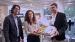 जीप कम्पास डीलरशिप के कर्मचारियों ने दिया तापसी को सरप्राइज