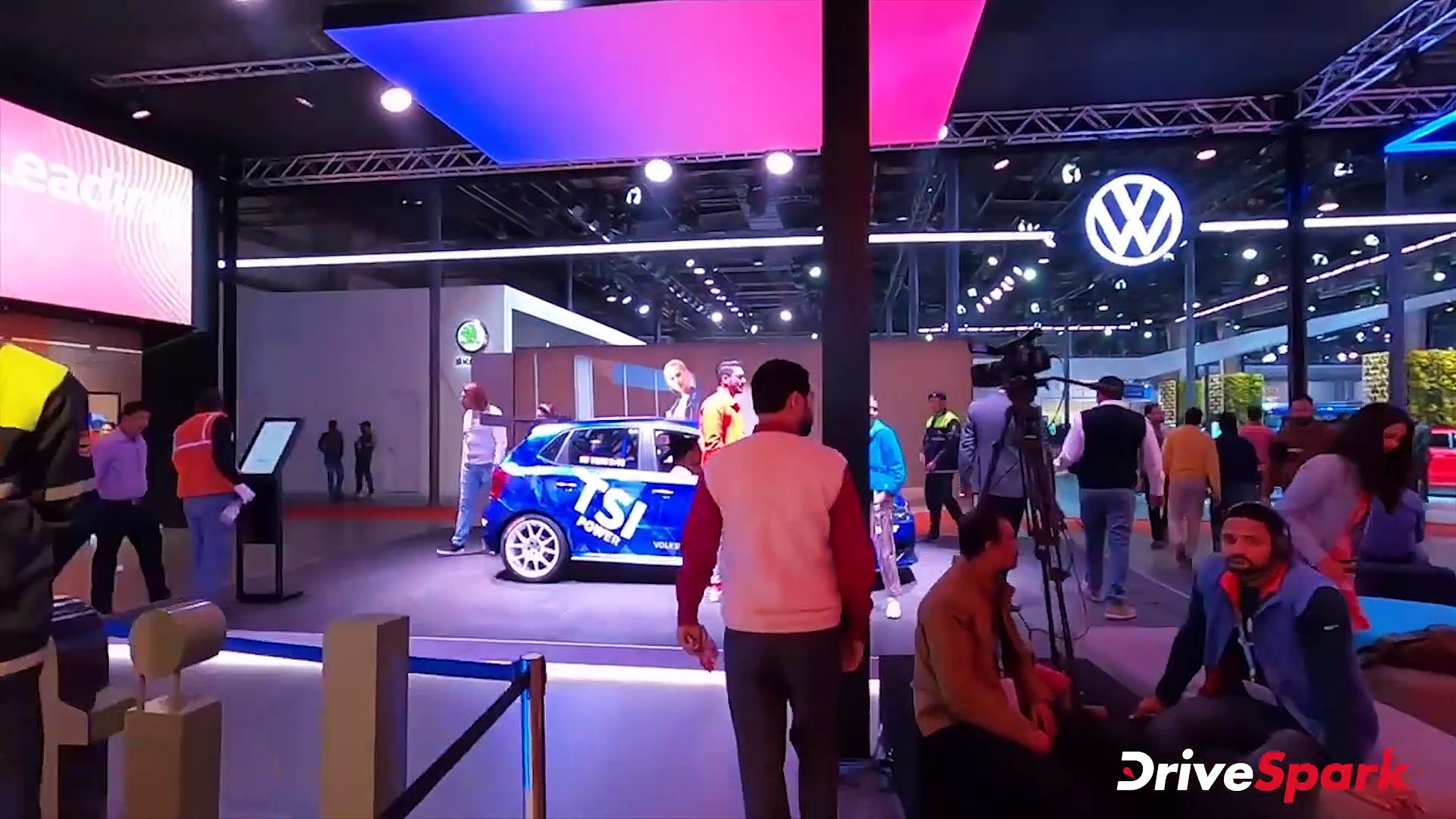 Volkswagen Stall Walkaround At Auto Expo 2020